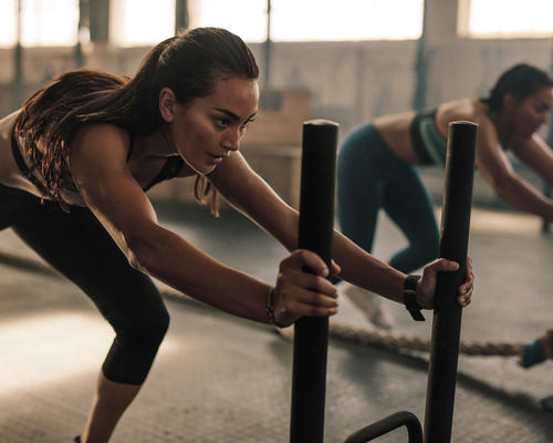 ukactive said thousands of communities across the UK could have lost their gyms and leisure centres without government protection / Shutterstock/Jacob Lund