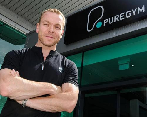 Sir Chris Hoy, an investor in Pure Gym, has taken part in the operator's reopening video / Pure Gym