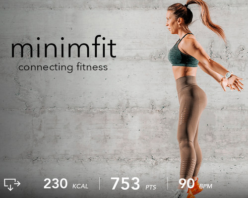 minimfit is developing its interactive virtual training platform