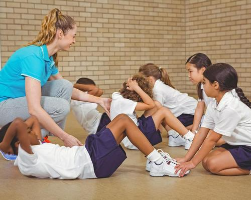 First introduced in 2013, the funding ensures every primary school-age child gets at least 60 minutes of physical activity a week / Shutterstock.com/wavebreakmedia