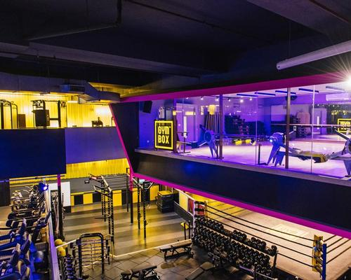 Gymbox had planned to open its 11 sites, including its club in London's Covent Garden (pictured) without government permission on 4 July / Gymbox