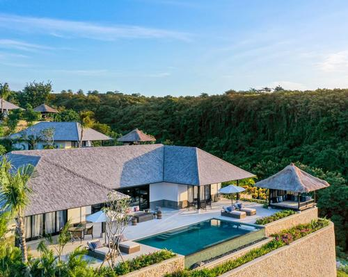 The spa has also been designed with a private meditation terrace and remote hillside suite – called The Sanctuary – which facilitates outdoor treatments immersed in nature