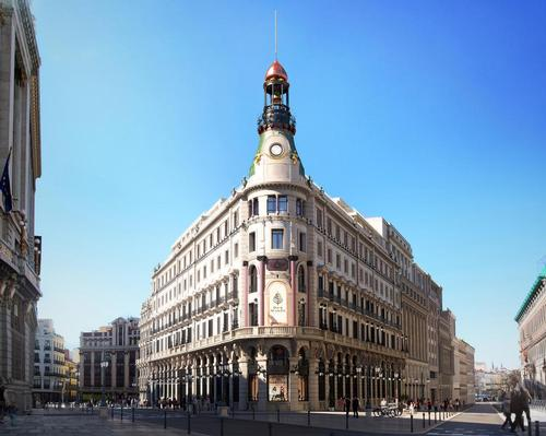 Upcoming Four Seasons Madrid with rooftop spa sets it sights on securing local market interest