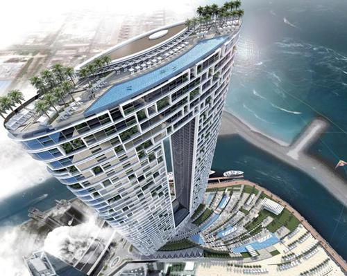 Emaar Hospitality to unveil Dubai spa with world's highest infinity pool