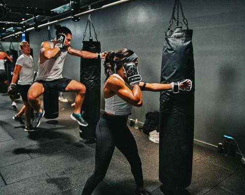 Digme offers workouts focusing on indoor cycling, HIIT and yoga