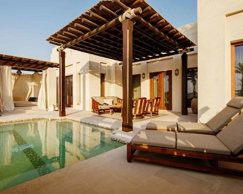 Marriott expands Luxury Collection portfolio in Middle East with desert spa resort in Abu Dhabi