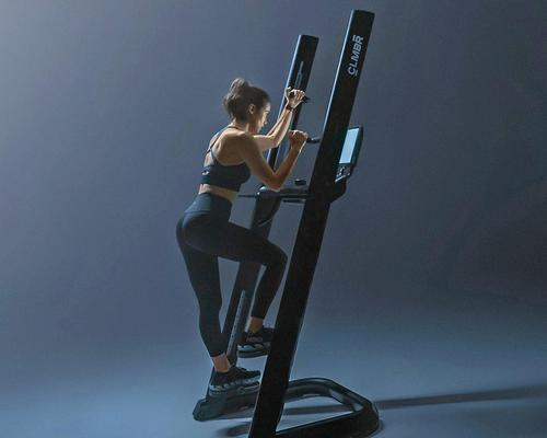 CLMBR targets at-home fitness market with connected vertical climber