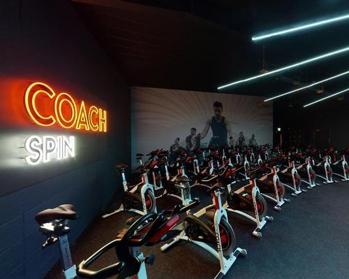 The first Coach Gym opened this year in Leeds – where 90 per cent of members are female