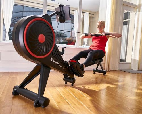 The rower builds on Echelon's EX3 Smart Connect fitness bike and is part of Echelon's plans to diversify its offer
