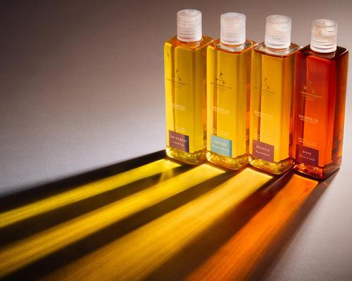 Aromatherapy Associates introduces shower oils blended with up to 28 pure essential oils