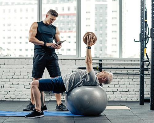 Among the future trends identified in the report is the importance of digital skills in developing 'tomorrow's fitness workforce' / Shutterstock.com/LightField Studios