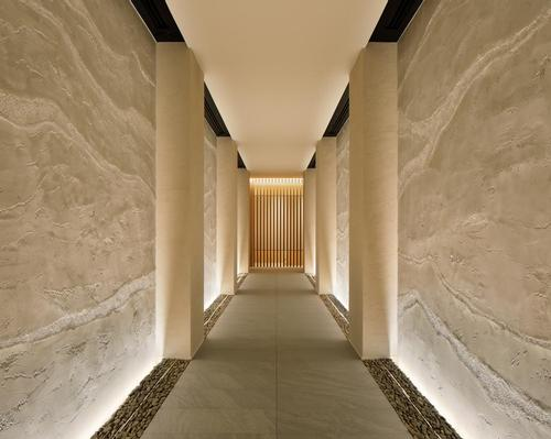 Ritz-Carlton Nikko has interiors by Melbourne-based Layan Architects + Designers / Ritz-Carlton
