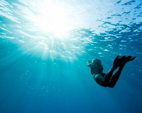 The programme combines diving with the power of breathwork, yoga and wellness for a therapeutic underwater experience