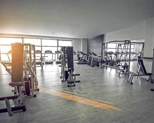 In some areas in California, fitness facilities are allowed to operate at just 10 per cent of capacity