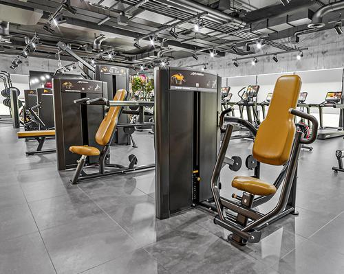 The Axiom Series features 10 single-exercise and eight dual-exercise selectorised machines