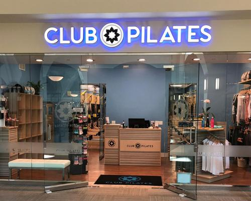 Among the five openings is a Club Pilates-branded studio