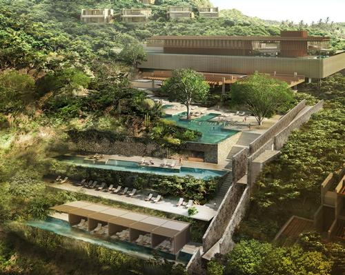 Four Seasons Resort Tamarindo will be located in a protected eco-reserve and house 155-rooms, most of which will offer panoramic views of the Pacific Ocean / Four Seasons