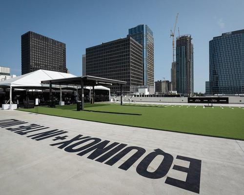 Equinox launches outdoor gym concept
