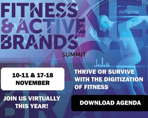 Featured supplier: Annual Fitness & Active Brands Summit offering invaluable insight from over 40 leading industry speakers