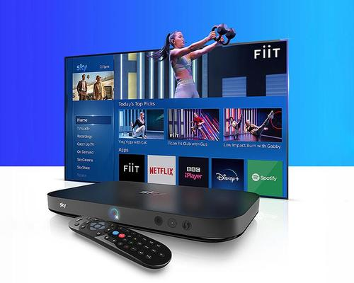 The move will see Sky Q become the first UK TV platform to offer an integrated fitness app