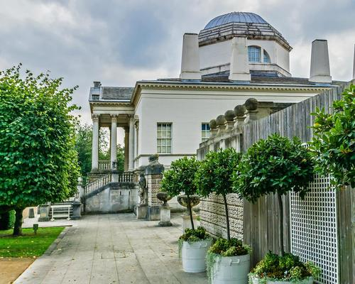 Chiswick House is among the heritage attractions to share the funding / Kiev.Victor/Shutterstock.com