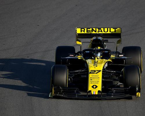 Matrix takes its partnership with Renault Sport racing team up a gear
