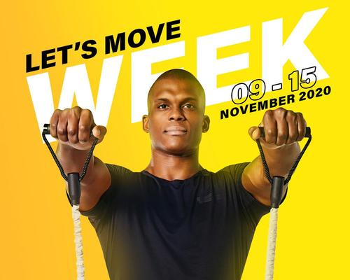 Technogym reveals new format for Let's Move For A Better World