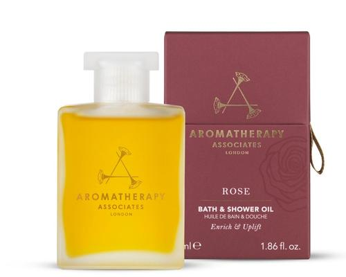 The Rose, reimagined collection features products a Rose Bath and Shower Oil, Rose Triple Exfoliator, Rose Pink Clay Mask and Rose Hand Cream