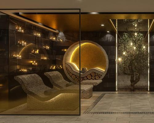 The existing spa now covers 1,300sq m with a new outdoor rooftop experience and thermal suite, plus 15 treatment rooms