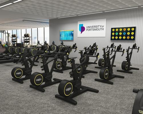 Among the solutions Technogym will provide at the large gym will be the fully connected cardio equipment line, Excite Live / Technogym