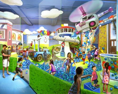 China Leisure president, Linda Dong, talks to Attractions Management about the new Nickelodeon Playtime attraction in Shenzhen