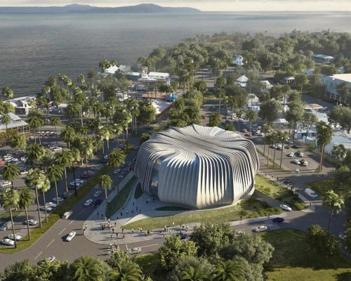 First look: Coral conservation centre and visitor attraction will secure the living biodiversity of the world's coral species