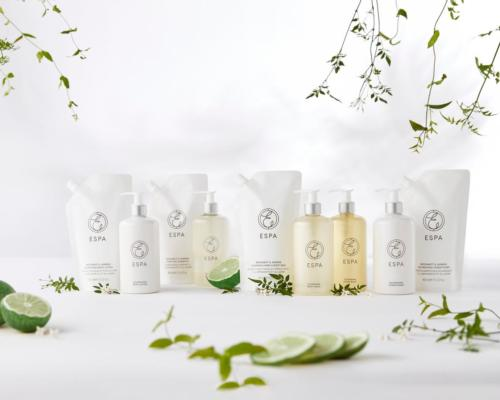 Reusable, refillable, recyclable: ESPA takes strides for sustainability and launches its most sustainable range yet