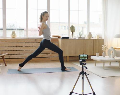 Gym owners and PTs can live-stream classes on a white-label basis