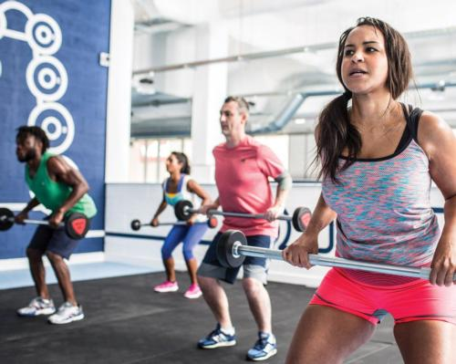 The number of paying members is currently up by 2.4 per cent (at 588,000) on the July re-opening level (574,000) / The Gym Group