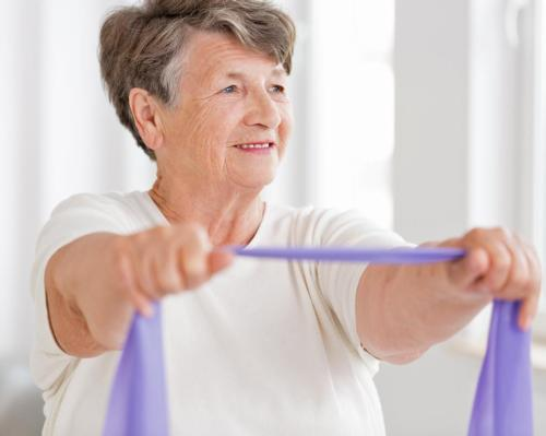 Patients will take part in a six-week, virtual programme of at-home exercises, followed by another six weeks of activities at a Nuffield Health fitness and wellbeing centre / Shutterstock.com/Photographee.eu