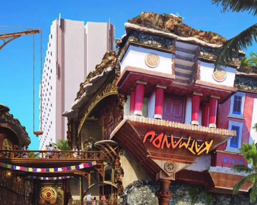 The partnership will develop new, story-based attractions utilising the Katmandu IP