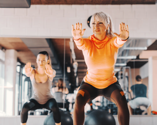 Good news for gyms in analysis of NHS Track and Trace data