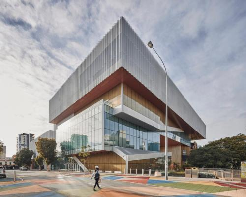 Perth's AU$400m Boola Bardip museum opens to the public