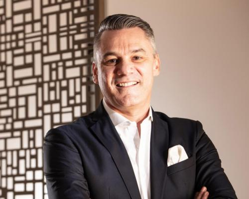 Daniele Vastolo is overseeing every detail of Qatar's upcoming wellness destination during the pre-opening stages