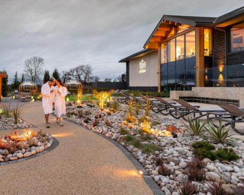 Carden Park scoops Best New Spa accolade at Good Spa Guide Awards 2020 @cardenpark @GoodSpaGuide #GoodSpaGuide #GoodSpaAwards #UKspa #awards #competition #spaindustry #spa #bestnewspa #luxuryspa #winner