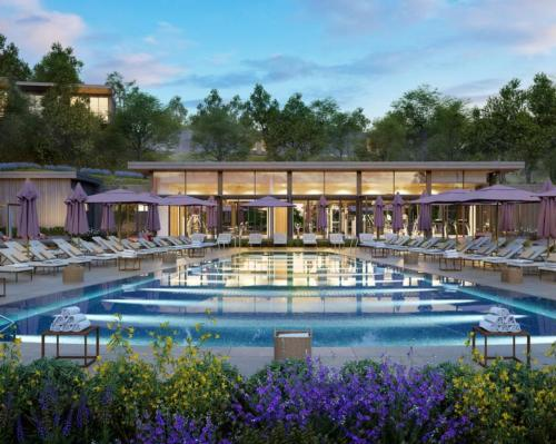 Montage Healdsburg is the collaborative vision of Glazier Le Architects, Delawie Architects and EDG Design / Christian Horan
