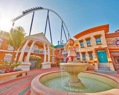 PortAventura in Spain won the best attraction award for its Sesame Street: Street Mission area