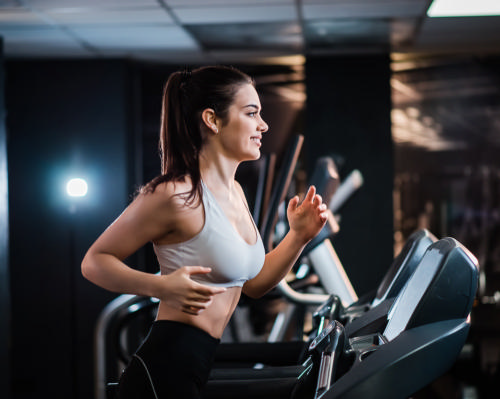 A number of gyms across England reopened their doors at midnight, with hundreds of members flocking back to the gym floor in the small hours / Shutterstock.com/Branislav Nenin