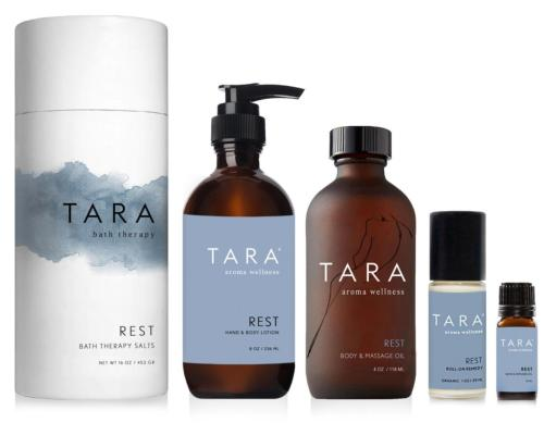 The refreshed blends have been rolled out across seven of Tara Spa's therapy collection