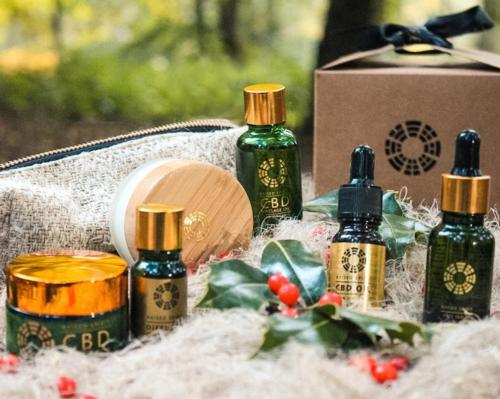 Raised Spirit unveils CBD Face Serum and premium Christmas gift sets