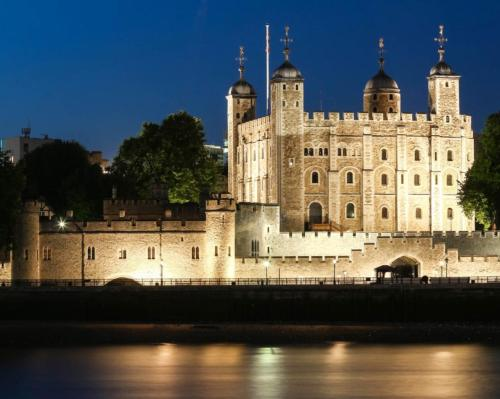 Among the organisations to have received loans is Historic Royal Palaces, which operates the Tower of London and Hampton Court Palace