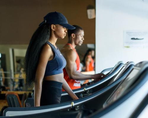The study shows that a third 34 per cent of health club members have so far returned to their health/fitness facility / Shutterstock.com/Andrii Kobryn