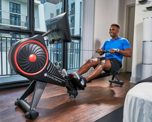 Echelon currently offers a line of connected products – from bikes, rowers, fitness mirrors, to a treadmill