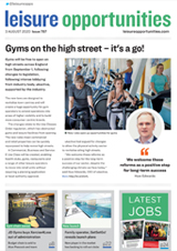 Leisure Opportunities magazine 03 Aug 2020 issue 787